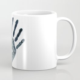Isaiah 49:16 - Palms of his hands Coffee Mug