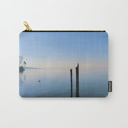 peaceful lake scene Carry-All Pouch