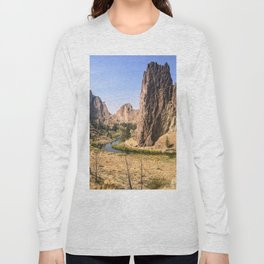Smith Rock State Park Long Sleeve T-shirt