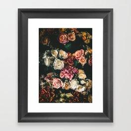 Flowers 139 Framed Art Print