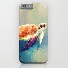 Sea Turtle iPhone 6s Slim Case