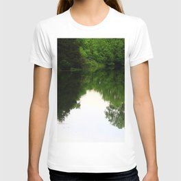 The World in Nature's Mirror T-shirt