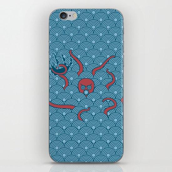 The Last Kraken iPhone & iPod Skin