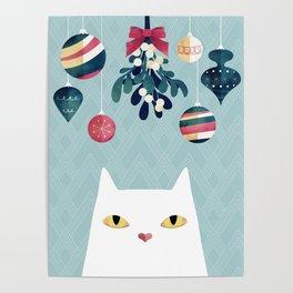 Mistletoe? Poster