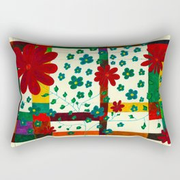 Cognitive Dissonance #02 Rectangular Pillow