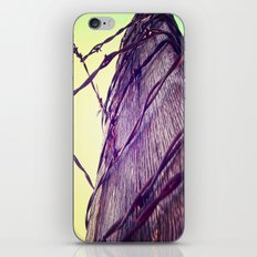 Blow the Wire iPhone & iPod Skin