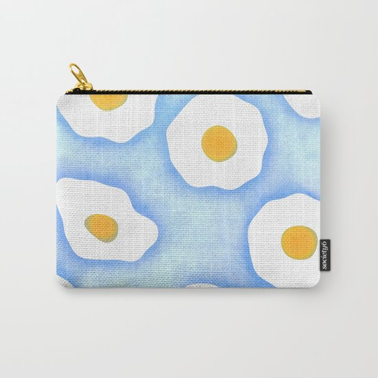 Egg pattern Carry-All Pouch