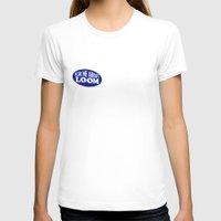 monkey island T-shirts featuring Monkey Island - Ask me about Loom by Sberla