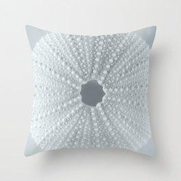 Splendid Blue Sea Urchin by Murray Bolesta! Throw Pillow