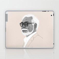 Hayao Miyazaki Laptop & iPad Skin