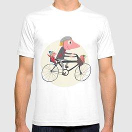 Biker Daddy T-shirt