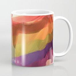 Shiro pride flag Coffee Mug