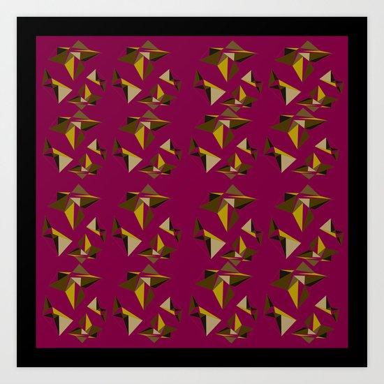 geodiamonds Art Print