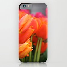 Cheery Tulips Slim Case iPhone 6s