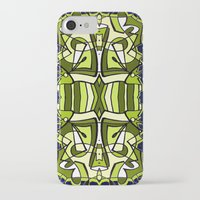 moulin rouge iPhone & iPod Cases featuring Moulin Vert by Carter Herrington