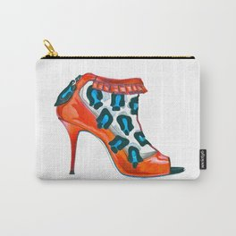 Pretty in Print Carry-All Pouch