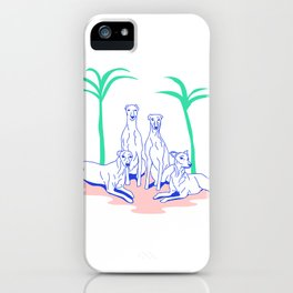 Galgos iPhone Case