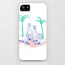 Galgos iPhone Case