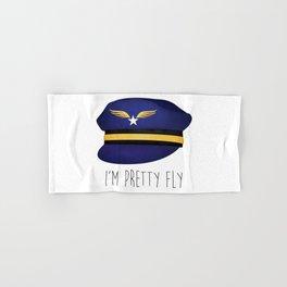 I'm Pretty Fly Hand & Bath Towel