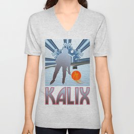 Kalix Winter Unisex V-Neck