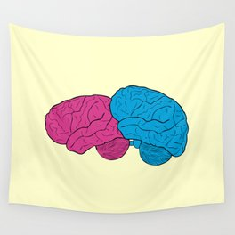 mind fuck Wall Tapestry