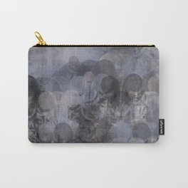 Puffy Spatter Carry-All Pouch
