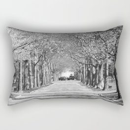 Loneliness Never Was Happiness Rectangular Pillow