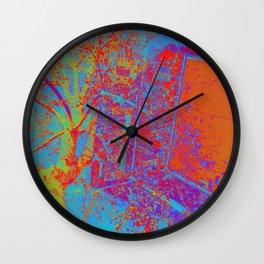 Hyperstimulation 0552 Wall Clock