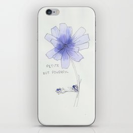 petite but powerful iPhone Skin