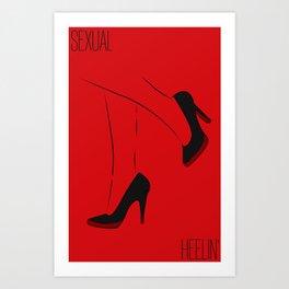 Marvin Art Print