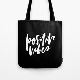 Positive Vibes Tote Bag