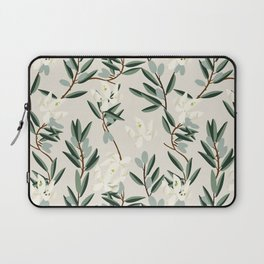 OLIVE BLOOM Laptop Sleeve