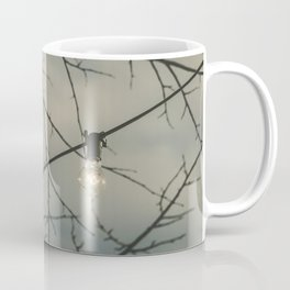 Two Lamps Coffee Mug