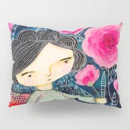 Quilted Princess Pillow Sham