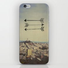 Every Direction iPhone & iPod Skin