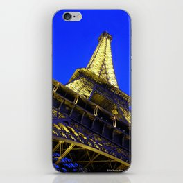Eiffell Tower iPhone Skin