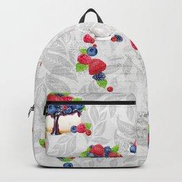 Berries Pattern 09 Backpack