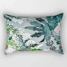 Tropical Adventure Rectangular Pillow