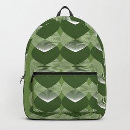 Leaf Pattern 1 Backpack