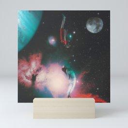 Supercollide Mini Art Print