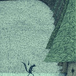 Notebook - 'The Field By The Forest' (Colour) - Alex G Griffiths
