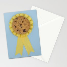 Cookie winner Stationery Cards