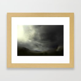Breath #5 Framed Art Print