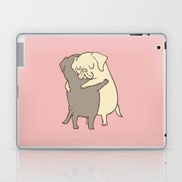 Labrador retriever Hugs Laptop & iPad Skin
