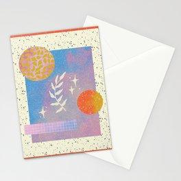 Galaxy Garden Stationery Cards