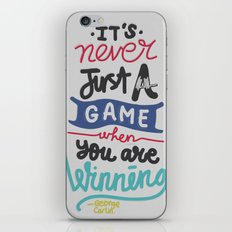 GAME iPhone & iPod Skin