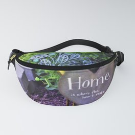 The Heart Knows Home Fanny Pack
