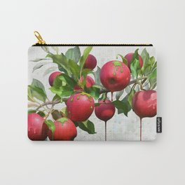 Melting Apples Carry-All Pouch