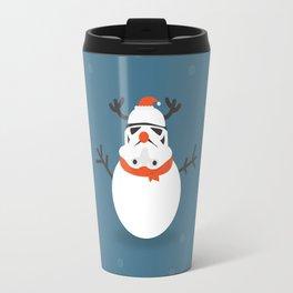 Day 16/25 Advent - Snow Trooper Travel Mug