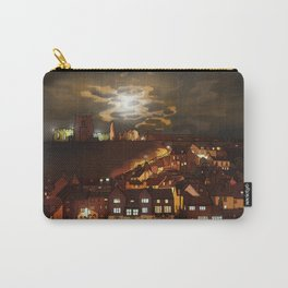 Whitby By Moonlight  Carry-All Pouch